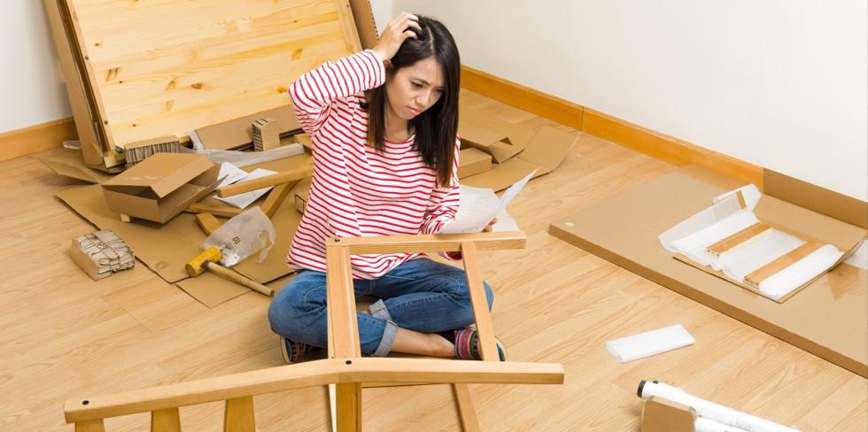 L 39 importanza di una corretta installazione dei mobili - Pavanello mobili ...